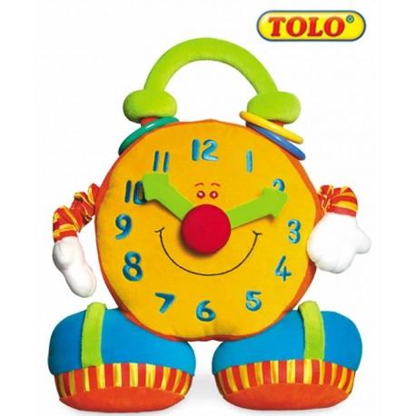 عروسک ساعت نوزادوکودک تولو Tolo