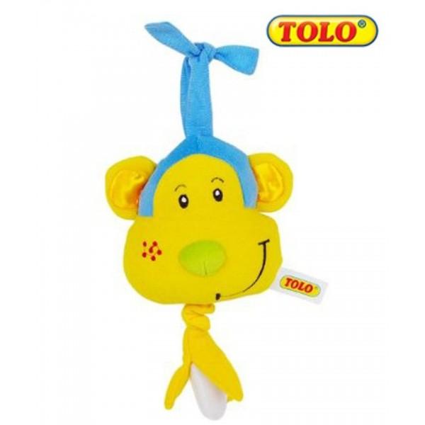 عروسک پولیشی کودک مدل کشی تولو Tolo