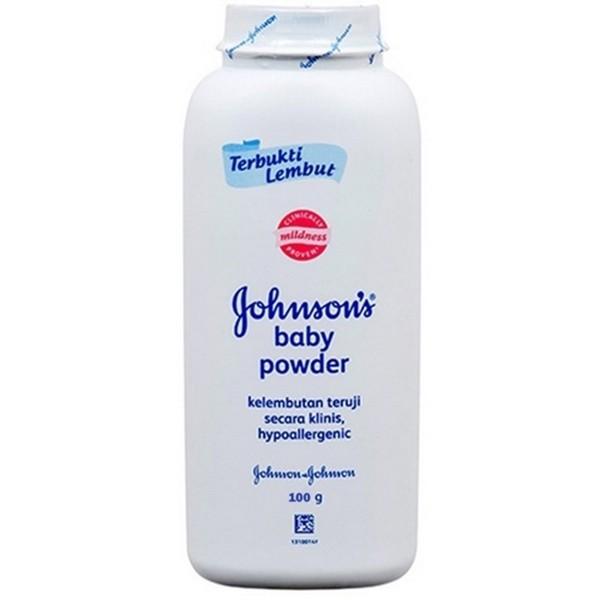 پودر بچه 100 میل جانسون Johnson's