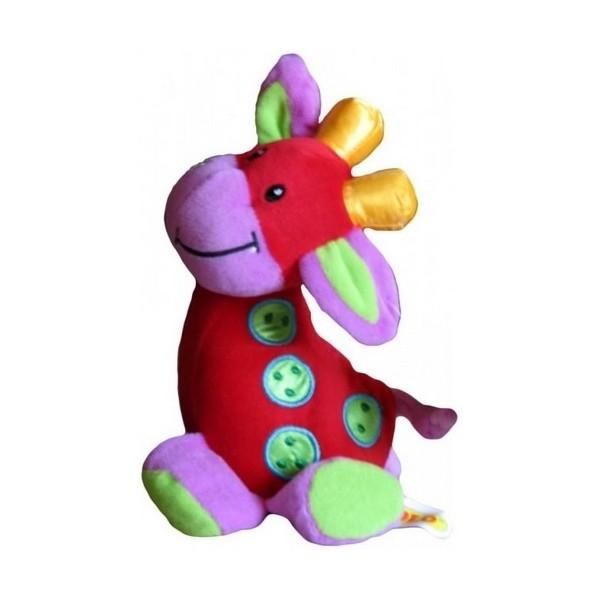 عروسک سوتی زرافه تولو Tolo