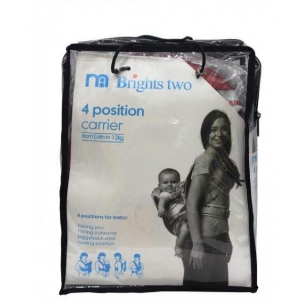 آغوشی 4کاره نوزادی مادرکر Mothercare