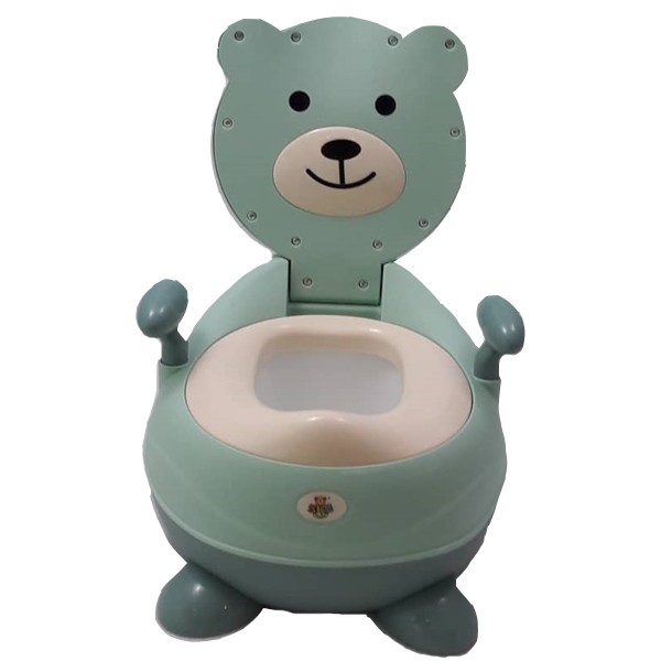 توالت فرنگی طرح خرسی