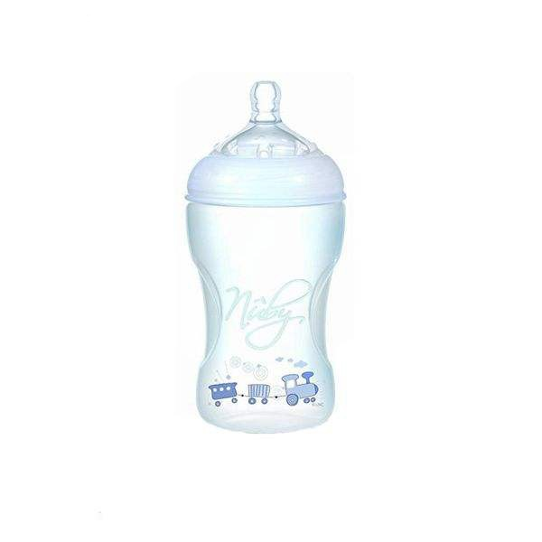 شیشه شیر نوبی ظرفیت 330 میلی لیتر