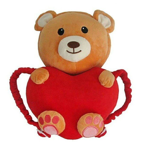ضربه گیر سر کودک طرح خرس