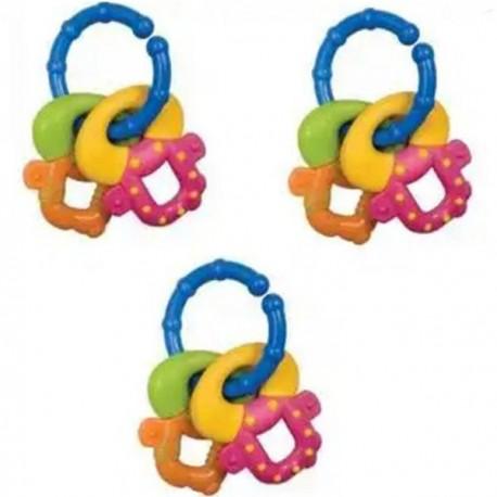 دندانگیر دسته کلیدی 2 تایی کانپول بی بی Canpol babies