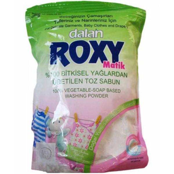 پودر صابون نوزاد لباسشویی روکسی