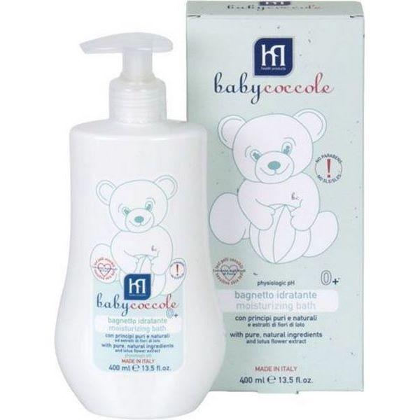 شامپو بدن نوزاد مرطوب کننده Babycoccole