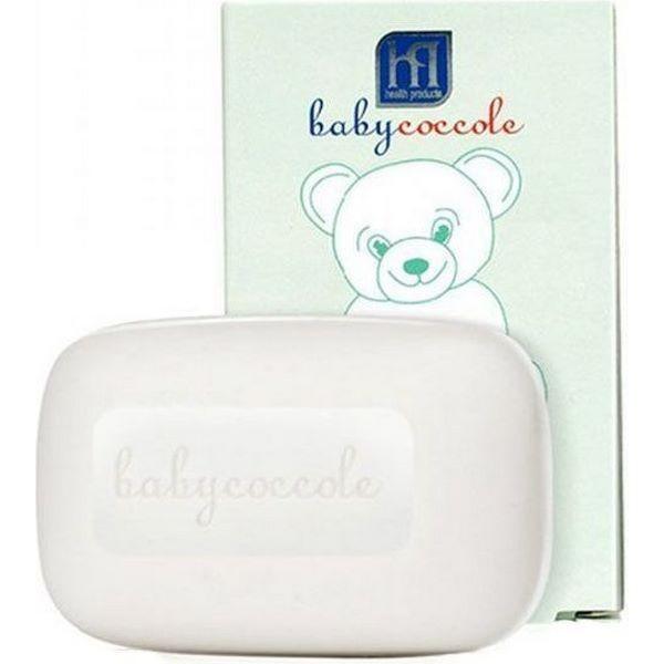 صابون نوزاد بی بی کوکول Babycoccole