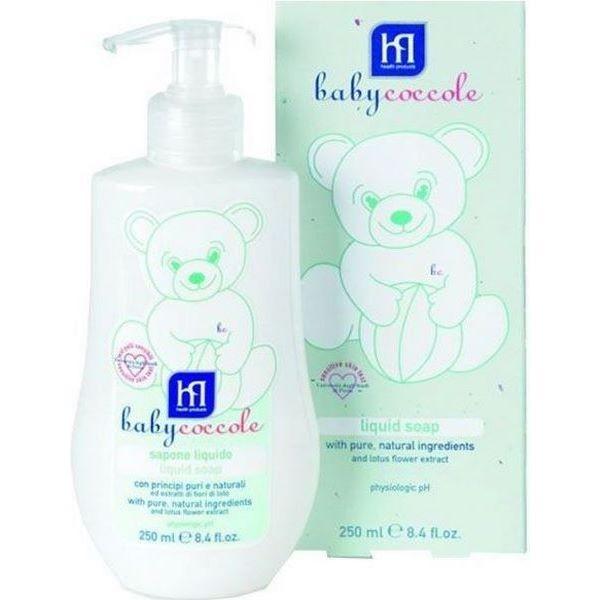 صابون نوزاد مایع بی بی کوکول Babycoccole