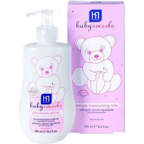 لوسیون نوزاد تمیزکننده و مرطوب کننده بی بی کوکول Babycoccole